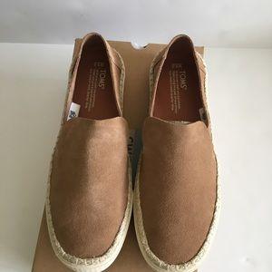 New Women's Toms Slip Ons